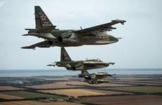 Nga hoàn thiện lực lượng không quân nhờ kinh nghiệm tại Syria