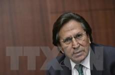 Peru yêu cầu Mỹ dẫn độ cựu Tổng thống Alejandro Toledo