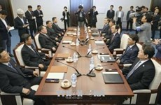Đàm phán cấp cao liên Triều đạt được nhiều thỏa thuận