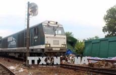 Hoàn thành sửa chữa 3 đường ray tại ga Núi Thành sau gần 7 ngày