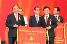 Lễ kỷ niệm 70 năm ngày Bác Hồ ra Lời kêu gọi thi đua ái quốc