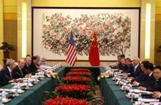 Đàm phán Mỹ-Trung Quốc diễn ra 'thân mật và thẳng thắn'