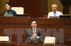 Đại biểu chưa thỏa mãn với phần trả lời chất vấn của Bộ trưởng GTVT
