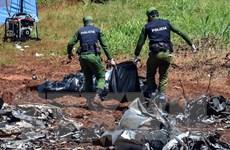 Hộp đen của máy bay gặp nạn tại Cuba được gửi tới Mỹ phân tích