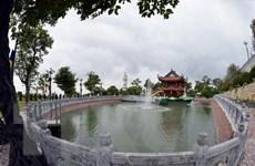 Quảng Ninh: Chùa Ba Vàng tự ý đắp đập, ngăn nước suối Lựng Xanh