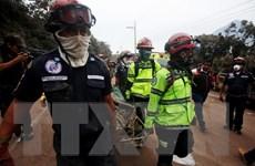 Vụ núi lửa phun trào ở Guatemala: Vẫn còn tới 192 người mất tích