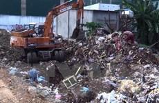 Bình Dương: Xử lý vụ tập kết lượng lớn chất thải nguy hại ở Thuận An