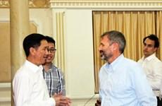 TP.HCM và Tổ chức Tài chính Quốc tế IFC đẩy mạnh hợp tác