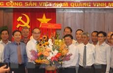 Lãnh đạo TP.HCM chúc mừng TTXVN nhân ngày Ngày Báo chí Cách mạng
