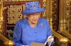 Chính phủ Anh trình dự luật rút khỏi EU lên Nữ hoàng