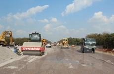 Nhiều đoạn cao tốc Bắc-Nam đang chuẩn bị được đấu thầu