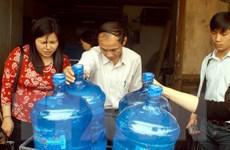 Hà Nội xử phạt 16 cơ sở nước đóng chai không đảm bảo chất lượng