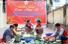 Thủ tướng biểu dương Hội Chữ thập Đỏ về phong trào Tết vì người nghèo