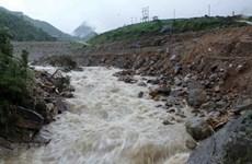 Cập nhật tình hình lưới điện do mưa lũ tại các tỉnh miền núi phía Bắc