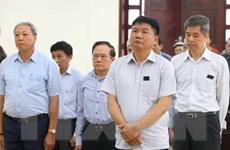 Vụ PVN: Giữ nguyên tội danh, hình phạt đối với Đinh La Thăng