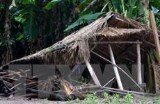 Dồn sức hỗ trợ bản nghèo Cà Là Pá - Điện Biên tan hoang sau lũ dữ