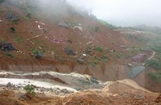 Hàng nghìn hộ dân ở huyện Mường Tè đang bị cô lập sau lũ