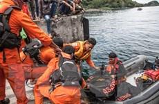 Lại lật phà chở 139 hành khách ở Indonesia, ít nhất 4 người thiệt mạng