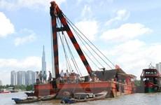 Tìm thấy thi thể 2 nạn nhân vụ tai nạn trên sông Sài Gòn