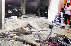 Khởi tố nhóm đối tượng khủng bố, gây nổ tại trụ sở cơ quan công an