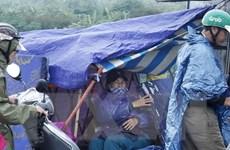 Cuối tuần, Bắc Bộ và Thanh Hóa có mưa rào và dông diện rộng