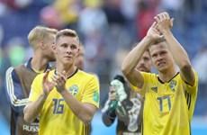 Thụy Điển hoảng loạn vì báo cháy đúng ngày gặp đội tuyển Anh