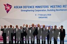 ASEAN thúc đẩy hợp tác vì hòa bình và ổn định khu vực