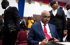 Thủ tướng Haiti Jack Guy Lafontant tuyên bố từ chức