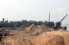 """Giải đáp vấn đề """"nóng"""" về nhập khẩu phế thải và quản lý cát, sỏi"""