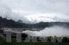 Thủy điện Hòa Bình sẽ mở thêm 1 cửa xả đáy vào 10 giờ sáng 21/7