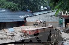 Lực lượng cứu hộ tìm được 10 thi thể bị lũ cuốn trôi tại Yên Bái