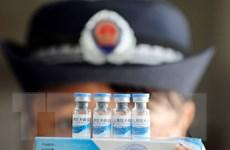 Trung Quốc điều tra công ty vắcxin trong vụ bê bối chấn động