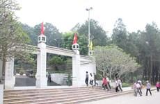 Lễ giỗ 10 nữ liệt sỹ thanh niên xung phong Ngã ba Đồng Lộc