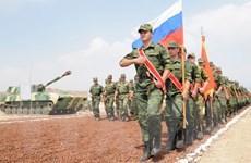 Nga tăng cường khả năng chiến đấu ở biên giới phía Tây