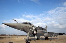 Không quân Ấn Độ tiếp nhận chiến đấu cơ Rafale đầu tiên trong năm 2019