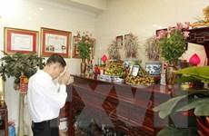 Thông tấn xã Việt Nam tri ân các anh hùng, liệt sỹ, thương, bệnh binh