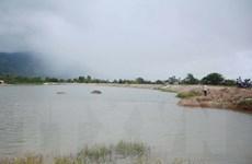 Nghệ An: 3 học sinh chết đuối thương tâm khi ra khe nước lũ tắm