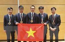 Việt Nam giành hai Huy chương Vàng tại kỳ thi Olympic Vật lý 2018