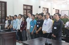 Đồng Nai: Xét xử 20 bị cáo về tội gây rối trật tự nơi công cộng