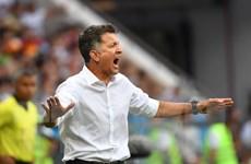 Ông Osorio từ chức huấn luyện viên trưởng đội tuyển Mexico