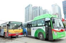Hà Nội tiếp tục đầu tư phát triển phương tiện xe buýt kết nối