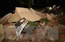 Động đất ở Indonesia: Hai sản phụ sinh con an toàn khi sơ tán