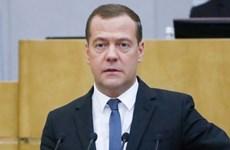 Thủ tướng Nga Dmitry Medvedev nêu điều kiện hợp tác với Mỹ