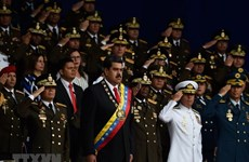 """Venezuela quy trách nhiệm cho Colombia về bất kỳ """"vụ tấn công mới nào"""""""