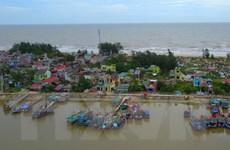 Các tỉnh, thành phố ven biển chủ động ứng phó với áp thấp nhiệt đới