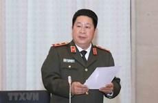 Sự kiện trong nước tuần qua: Giáng cấp bậc hàm tướng công an