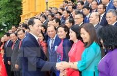 Tiếp tục đổi mới tư duy về đối ngoại và phát triển đất nước