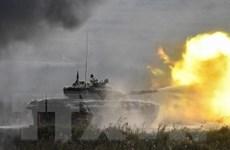 Nga tăng cường vũ trang cho lực lượng Quân khu Trung tâm
