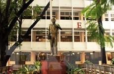 Tự hào tiếp bước Bác Tôn tại trường Đại học Tôn Đức Thắng