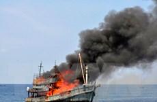 Indonesia đánh đắm hơn 100 tàu cá nước ngoài đánh bắt trái phép